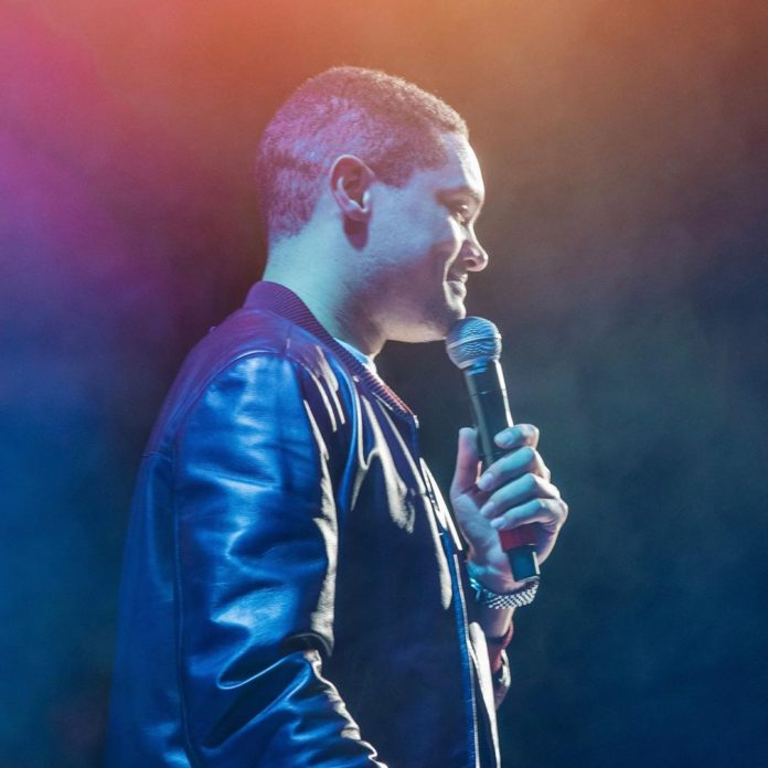 Trevor Noah Has Become The First African To Sell OutMadison Square Garden