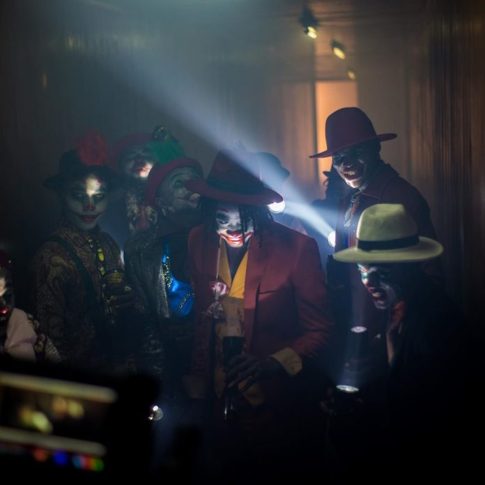 Fireboy DML Channels 'Joker' In 'Scatter'