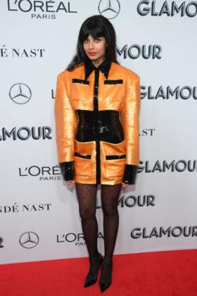 Jameela Jamilat Glamour Women Of The Year Awards 2019