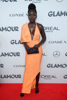 Nyakim Gatwechat Glamour Women Of The Year Awards 2019