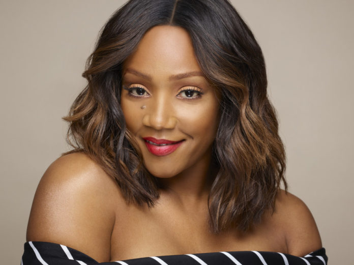 Comic Actress Tiffany Haddish Wants To Spice Your Dating Life With Bumble,organic hair products, african american hair care, funny wigs, half wigs, makeup for black women, holiday in accra, cantu, african american makeup, dark foundation, glam bag, makeup black, real wigs, busua, best human hair wigs, human hair wigs for black women, world news africa, african culture art, rasta dress,