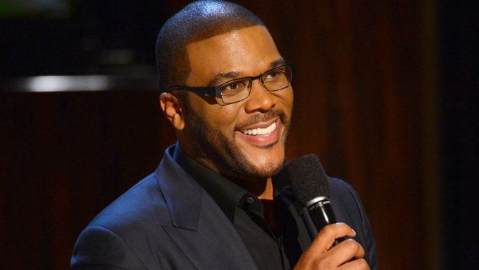 Tyler Perry Is Releasing His First Netflix Movie'A Fall From Grace'