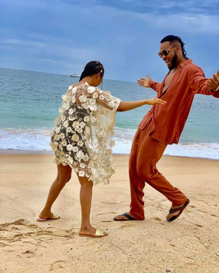 Flavour And Chidinma Add A Short Film '40 Years Lovestacle' To Their New Extended Play