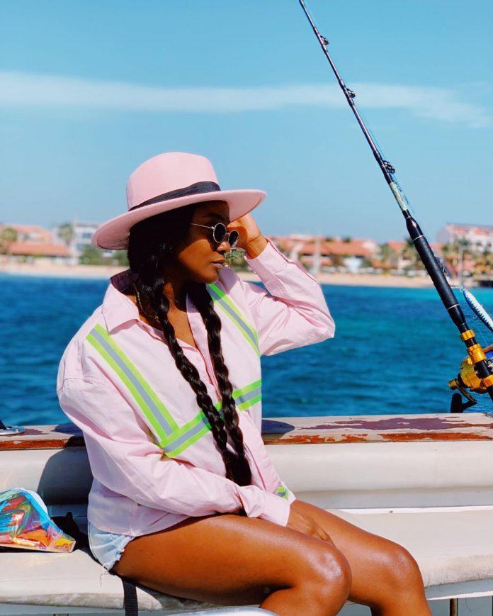 Simi & Adekunle Gold Serving Love Goals In Cape Verde