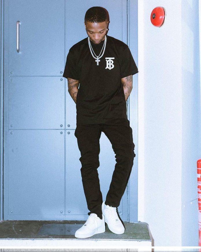 Wizkid Completes Work On 'Made In Lagos' Album