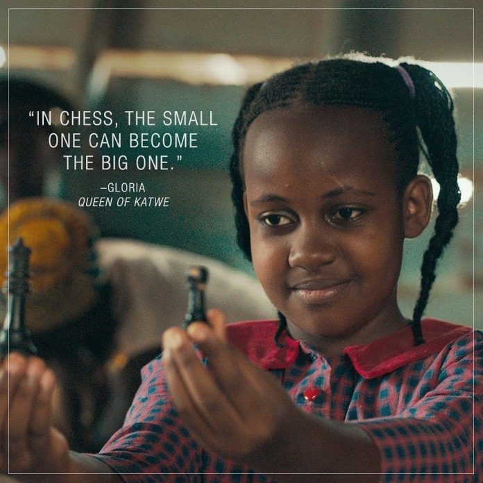 'Queen of Katwe' Cast Lupita Nyong'o & David Oyelowo Pay Tribute To The Film's Teen Star, Nikita Pearl Waligwa