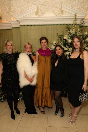 Laura Ingham, Poppy Kain, Rachel Garrahan, Dena Giannini & Naomi Smart