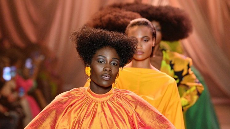 It's an early day in 2020 and yet trends are building up and spotted at some of the already held fashion weeks including hair.