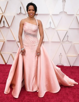 Regina King at the Oscar 2020