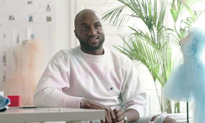 Vigil Abloh Opens Paris Pop-Up For Off-White Prior To Fashion Week